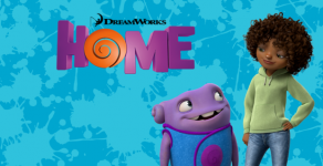 'HOME' Is An EMPOWERING Movie That Hits Home For Brown Girls #DreamWorksHOME