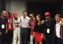 BLOOP! Ludacris Fan Instagram Checks Him After Hawks Performance