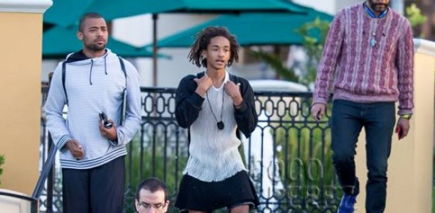 Jaden Smith Wears A Skirt & Then This Happened…