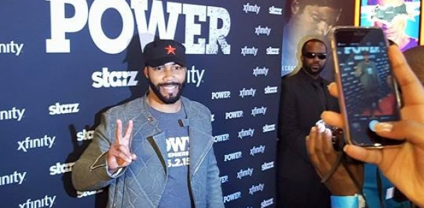 Omari Hardwick & Celebs Attend POWER Premiere Atlanta; Hot New Season Starting June 6th