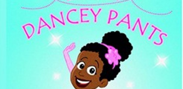 Little Miss Dancey Pants encourages children to embrace their creativity