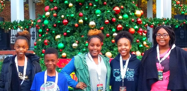 Ho-Ho-Holiday In The Park Returns to Six Flags Over Georgia!